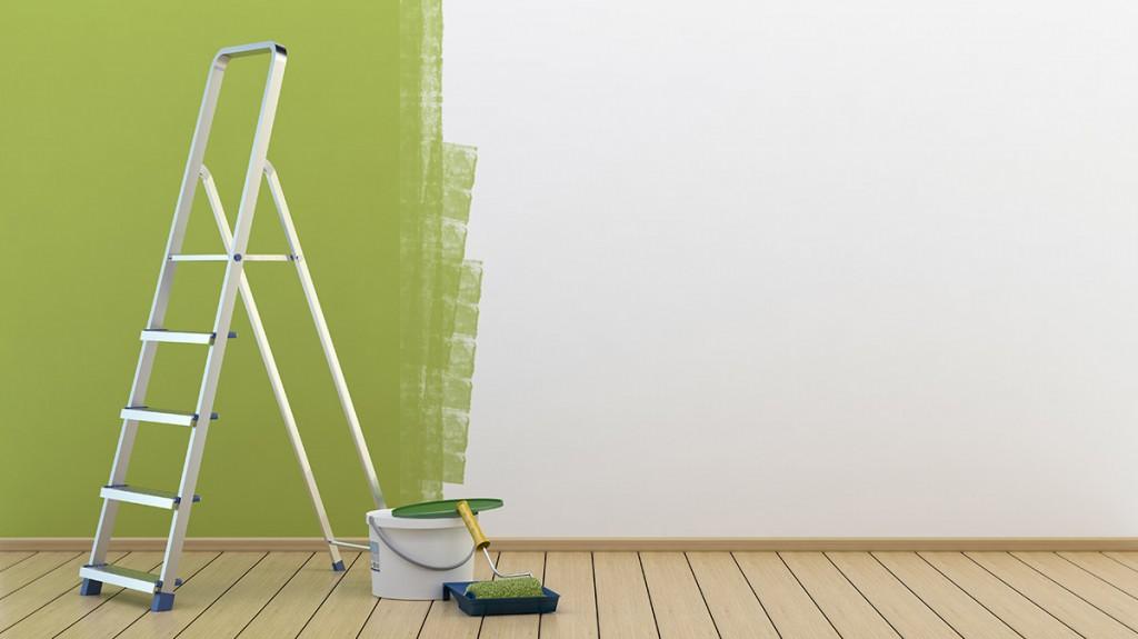 Comment peindre une maison ?